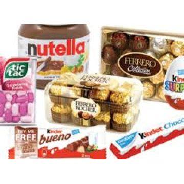 Snickersferrero Nutella 15x400gr Ferrero Nutella 6x750gr Mars