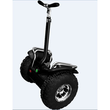 China Two-wheel electric scooter with maximum range of 35km, off road and easy learning
