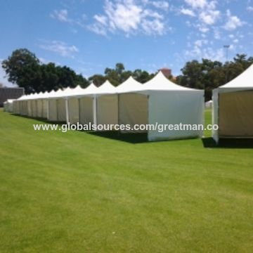 China Outdoor Custom Printed 3x3m, 3x6m Folding Pop Up Tent, Marquee for Sale