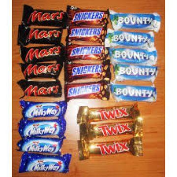 Snickerskitkatbountytwixmarskinder Joymilkatoblerone Bounty