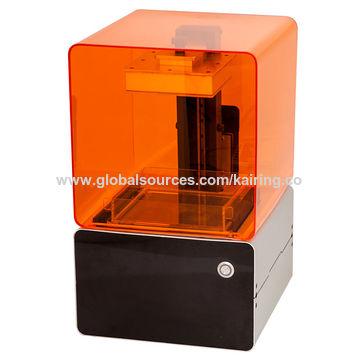 Liquid photopolymer resin for SLA 3D printer, Malyan desktop