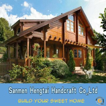Water Resistant Wood Housewooden Frame Cabinsprefabricated Log