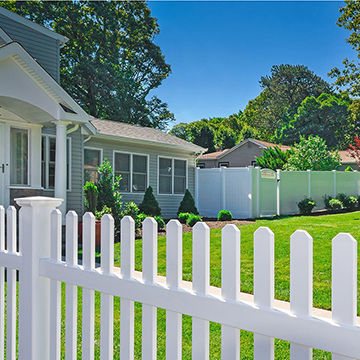 China Wholesale PVC Vinyl Picket Garden Fence on Global Sources