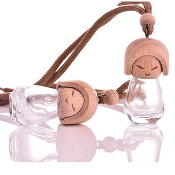 China High Quality Long Lasting Smell Hanging Liquid Car Perfume/Car Freshener Bottle