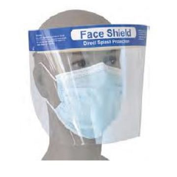 Sources Disposable Face Shield Global