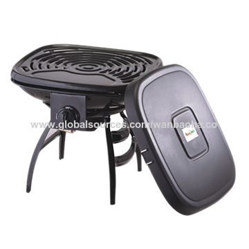 China Gas Bbq Grill For Multi Purpose Camping Use