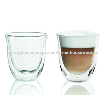 double wall espresso cups small glass double wall espresso cup china from qingdao manufacturer ume
