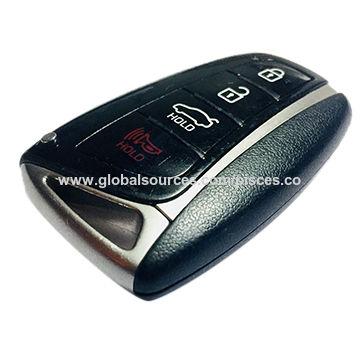 hyundai genesis key fob battery type