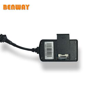 Low cost 1-16USD Benway ET300 car/motorcycle/bike GPS tracker