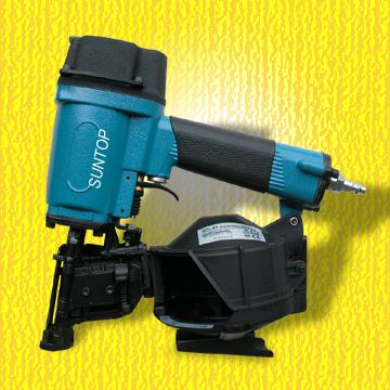 Roofing Coil Nailer with Rubber Grip Handle | Global Sources