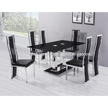 China Luxury Stainless Steel Dining Table And Chair Sets On Global Sources Table For Dining China Dining Set Dinner Set