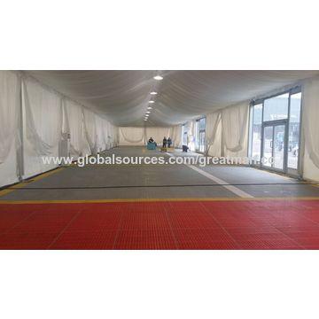 China PP Interlocking Modular Non-slip Exterior Waterproof Outdoor Floor