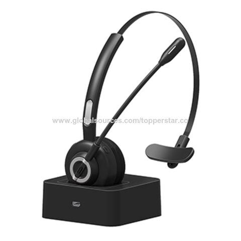 China Bluetooth Office Headset From Xiamen Wholesaler Xiamen Topperstar Elec Tech Co Ltd