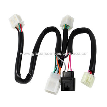 motor alarm system wire harness Cable Retainer Clip