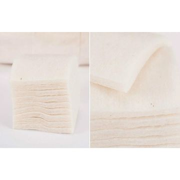 China Wholesale 180pcs 100% Pure Japanese Organic Cotton in Stock