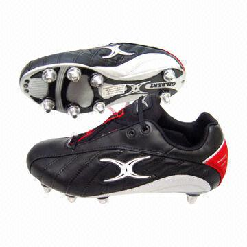 Professional Rugby Boots Football Boots With Tpu Removable 8 Metal Studs Sole Sized Uk 4 To 11 Global Sources