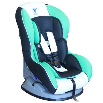 Children's car seats with 5-point safety harness, 3 reclining