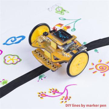 SunFounder Rollbot Micro STEM Learning Educational DIY Robot