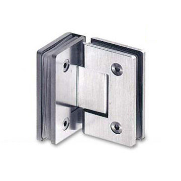 Hong Kong Sar Glass Door Hinge Made Of Stainless Steel With Satin