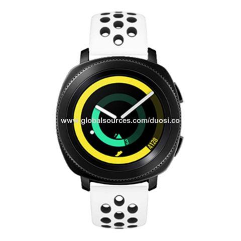 c60b06330bc0 China Correa respirable de la banda suave del silicón para el Samsung  Galaxy Garmin  ...