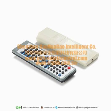 China GHB-255 1 to 53 Key SAT IPTV STB DVB TV Remote Control TV AV Audio DVD Player Remote Control