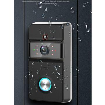 is the ring doorbell wireless