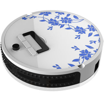 China 510E multifunction robot with double main brushes and good cleaning function