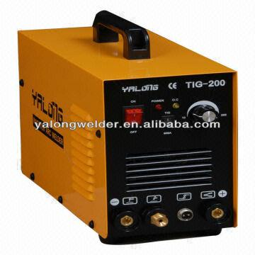 China MMA TIG Welder 60 Duty Cycle Portable Light Weight
