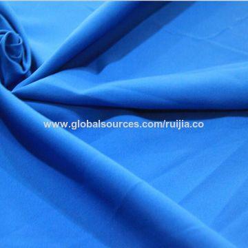 China Eco-friendly Wujiang factory peach skin microfiber fabric