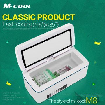 China M Cool Portable Insulin Cooler Box Cooling Bag Car