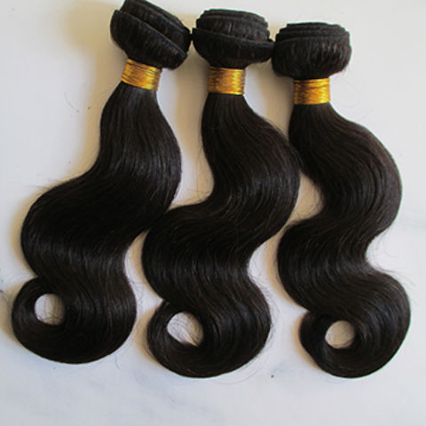 China New products virgin raw Filipino hair weave from