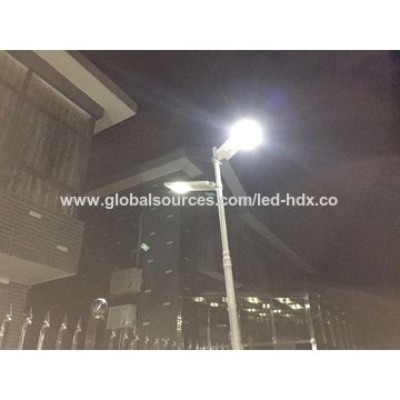 China Solar Light With Panel And Lifepo4 Battery 100w Led 110 120lm W