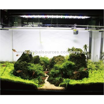 36w dimmable led aquarium light for 215 255mm marine planted tank