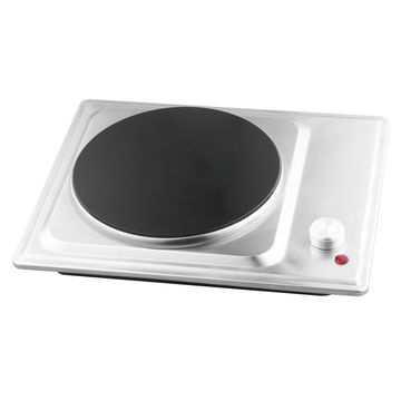 China High Quality 1500w Portable Solid Hot Plates One Burner Electric Stove