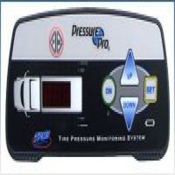 PressurePro 10 Wheel TPMS Tire Pressure Monitor System