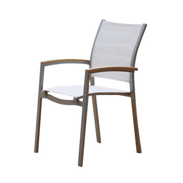 Vietnam Made In Outdoor Furniture With Aluminum Frame And Synthetic Fabric
