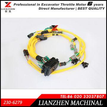 B1135566080 excavator wiring harness excavator spare parts global sources
