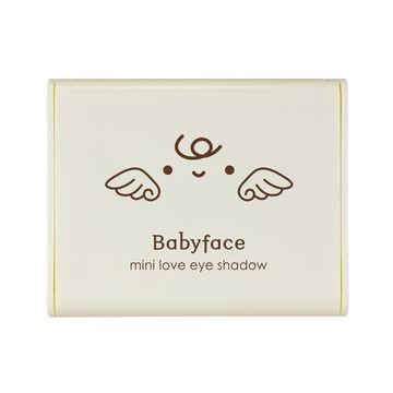 South Korea Babyface Mini Love Eyeshadow