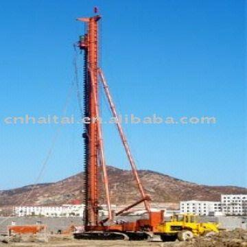 Hydraulic Piling Machine Jzb120   Global Sources
