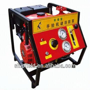 Portable fire hydrant pump JBQ-5 5/9 | Global Sources