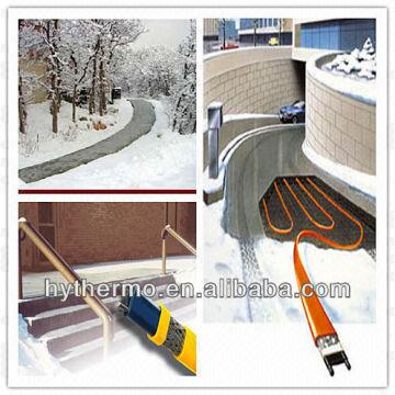 Outdoor Road Floor Heating Cable For