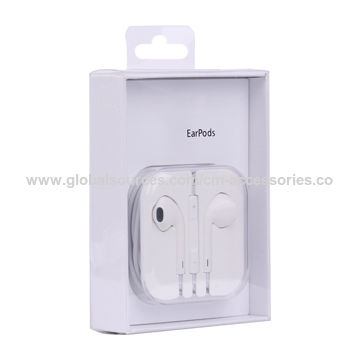 China Official For Apple Iphone 6s Plus 6 5s 5 Earphone Handsfree Headset Md827 On Global Sources