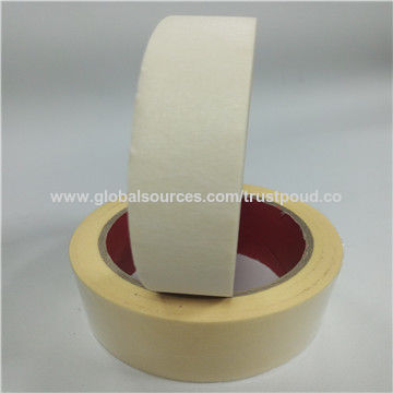 ... China Masking Tape, Used For Automobile Painting Paint Masking,  Furniture, And Light Duty ...