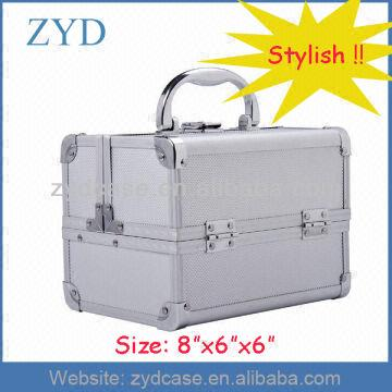 Travel Cosmetic Makeup Train Case Jewelry Box Cheap Cosmetic ...