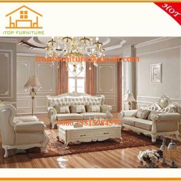 Dubai Latest Leather Corner Sofa Furniture Design | Global Sources