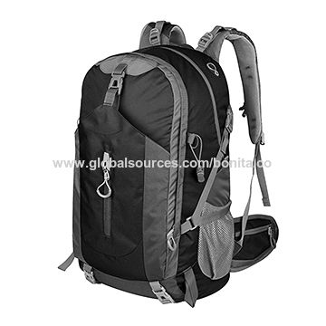 37401061840c4 China Hiking Backpack 50L - Hiking   Travel Backpack Waterproof Rain Cover    Laptop Compartment ...