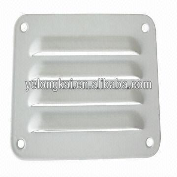 RV Mobile Home Parts Ventline Exterior Sidewall Vent Range