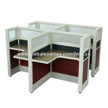 China Aluminum Profile Of Office Desk, Office Cubicle, Office Partition