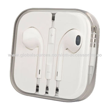 China Earpods Earphones Wired Earphone From Shenzhen Wholesaler C M Inter Cooperation Limited