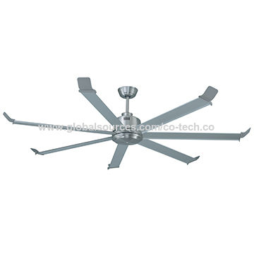 China Dc Motor Ceiling Fan With 70 Inch